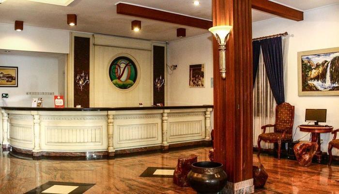 NIDA Rooms Pasar Baru Cicendo - Lobi