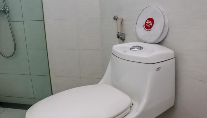 NIDA Rooms Pasar Baru Cicendo - Kamar mandi