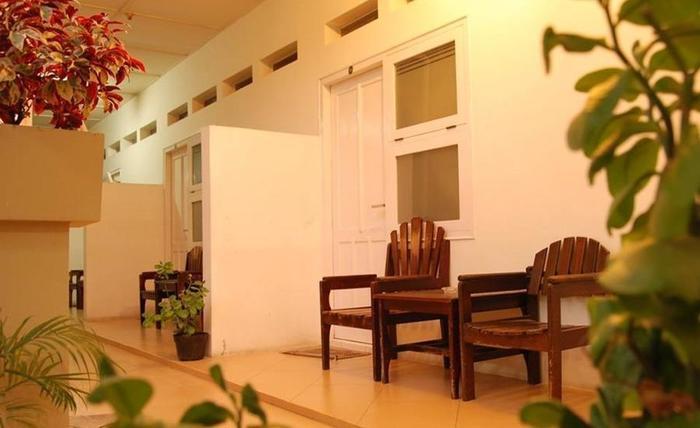 The Abidin Hotel Padang - Teras