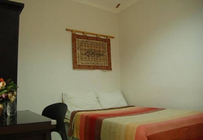 The Abidin hotel Padang - Kamar tamu