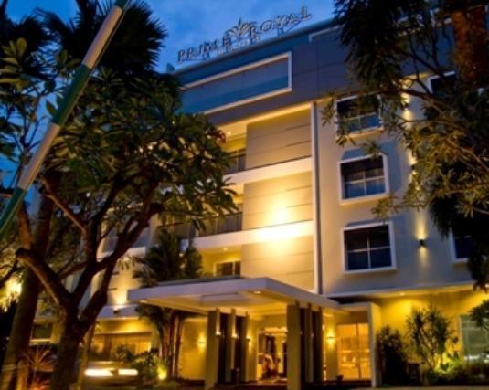 Prime Royal Hotel Surabaya - Appereance1