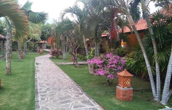 Dewi Bulan Bungalows Bali - Eksterior