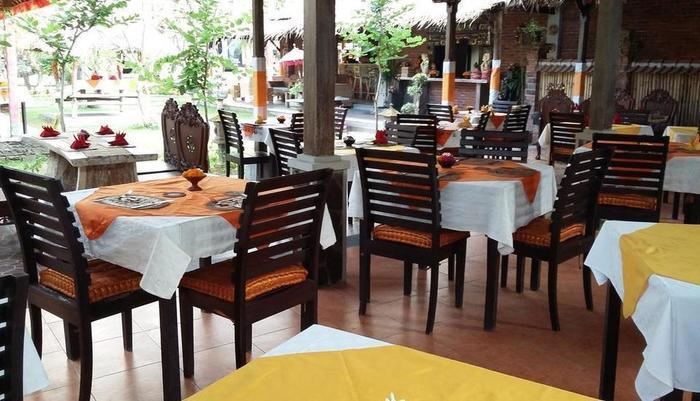 Dewi Bulan Bungalows Bali - Restoran