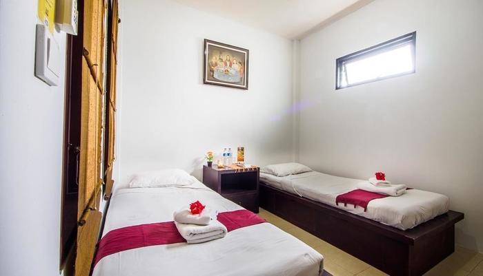Al-Isha Hotel Bali - Kamar Twin 1