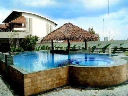 Banana Inn Hotel Bandung -  Pool