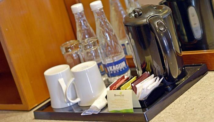Banana Inn Hotel Bandung -  Coffee Tea Maker