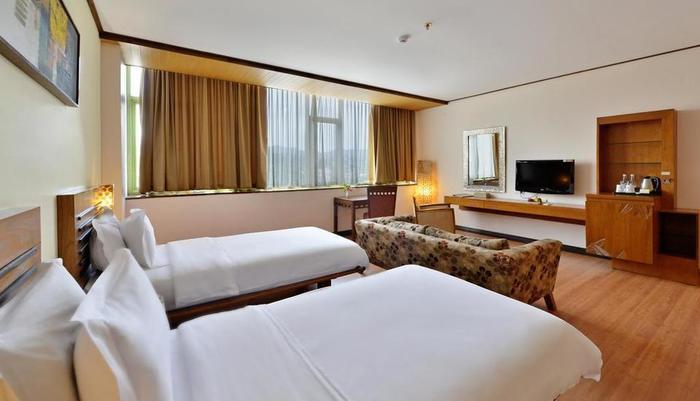 Banana Inn Hotel Bandung - Executive Twin