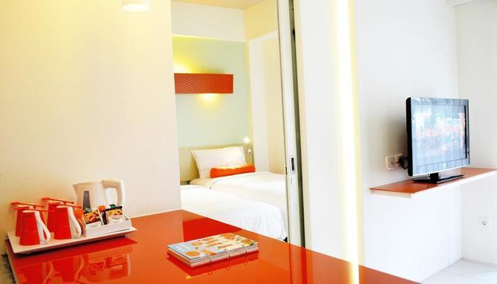 HARRIS Hotel Kuta - room