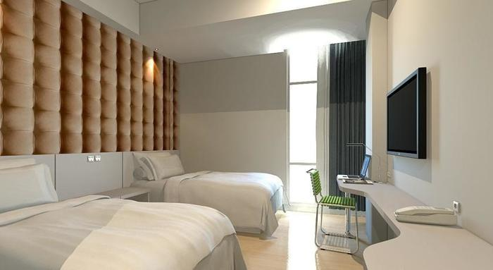 Yasmin Hotel Karawaci - Superior Twin