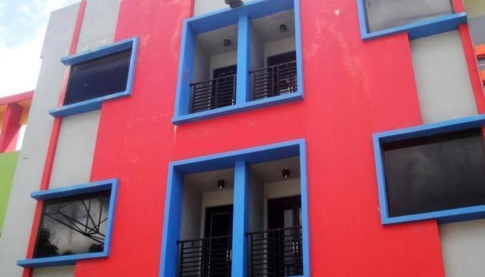 NIDA Rooms Saranani 168 Teluk Kendari Kendari - Pemandangan Area