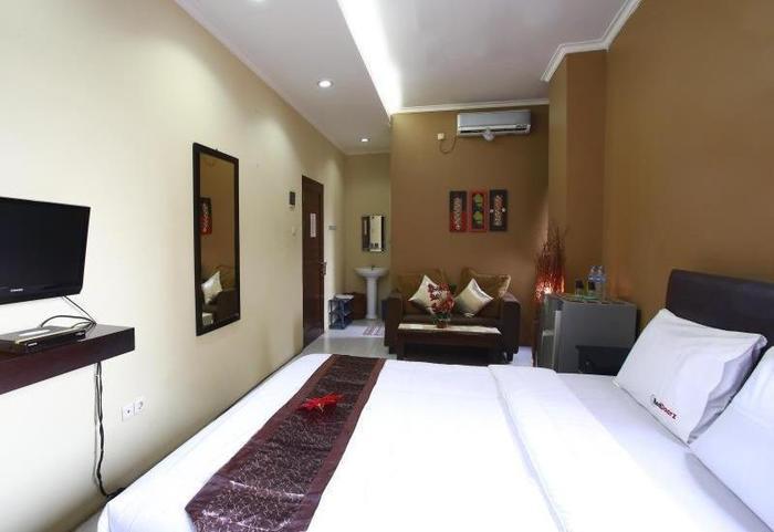 RedDoorz @Pangeran Antasari Jakarta - Kamar tamu