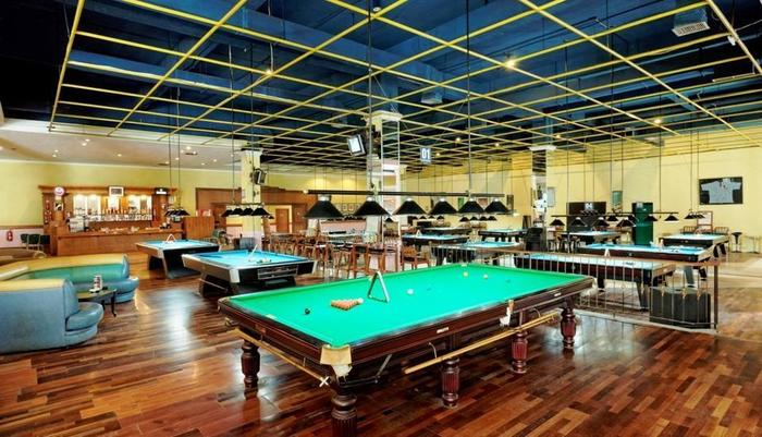 Kuta Station Hotel & Spa Bali - Paradiso Billiard
