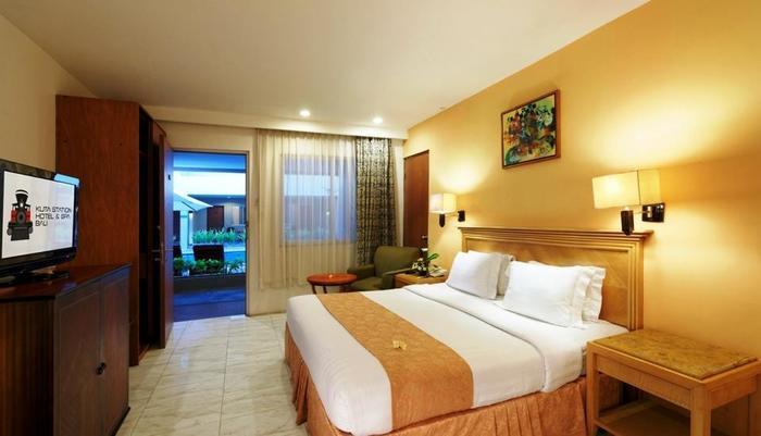 Kuta Station Hotel & Spa Bali - Deluxe Pool View