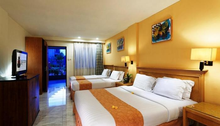 Kuta Station Hotel & Spa Bali - Family Room