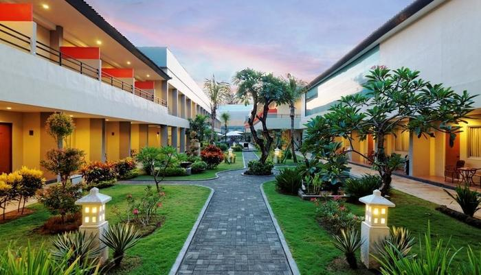 Kuta Station Hotel & Spa Bali - Taman