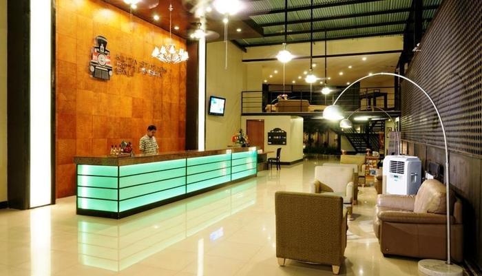 Kuta Station Hotel & Spa Bali - Lobi