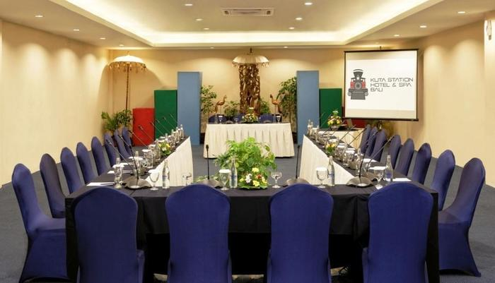 Kuta Station Hotel & Spa Bali - Meeting Room