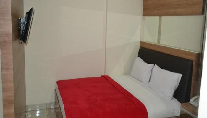 Hotel Quintus Jakarta - Kamar tamu