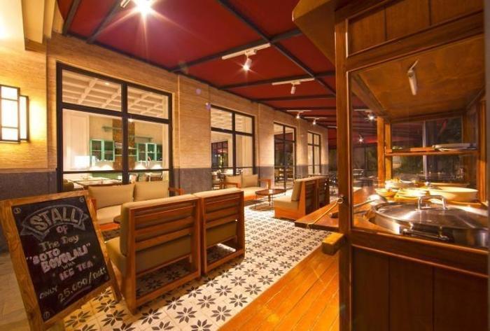 De Paviljoen Bandung By HIM Bandung - Restaurant