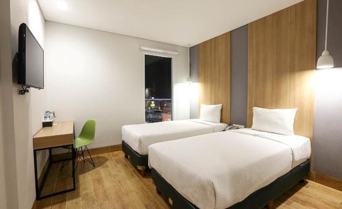 Hotel Citradream Cirebon - Twin Bed