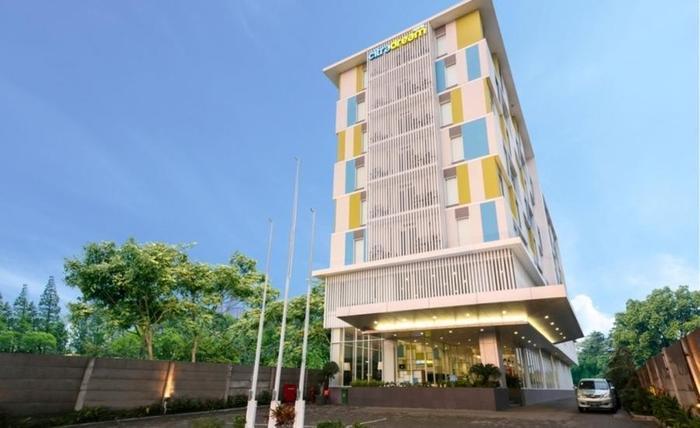 Hotel Citradream Cirebon - Tampilan Luar Hotel