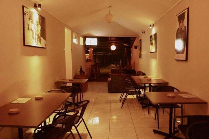 Rumah Pinus Guesthouse Bandung - Restaurant