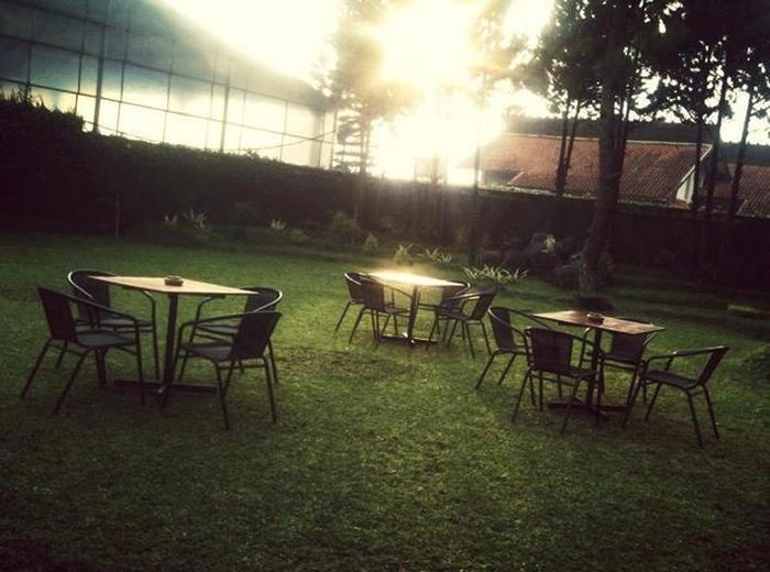 Rumah Pinus Guesthouse Bandung - Exterior
