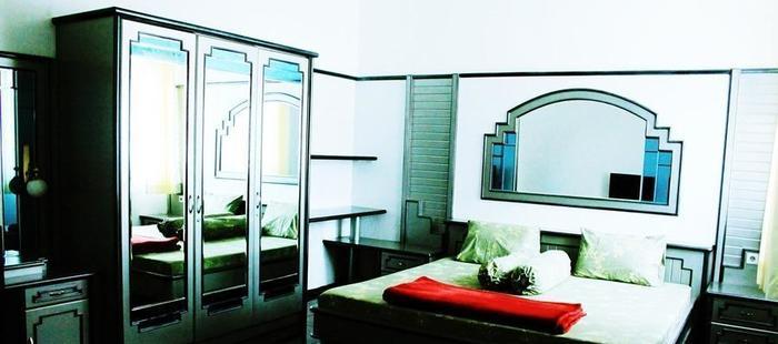 Rumah Pinus Guesthouse Bandung - Deluxe King