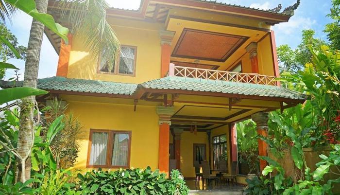 Guest House Kudos Bali - bangunan