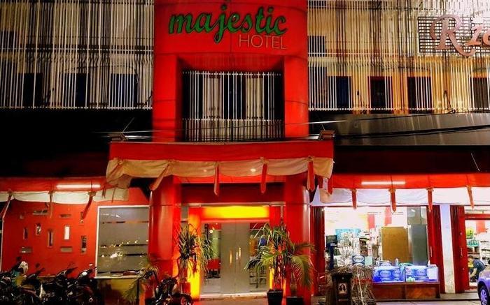 Majestic Hotel Palembang - malam