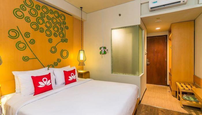 ZenRooms Legian Werkudara Bali - Tempat Tidur Double