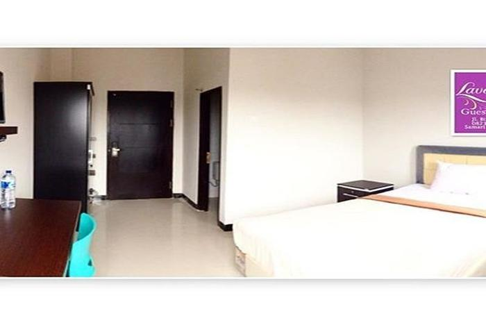 Lavender Guest House Samarinda - Deluxe Single