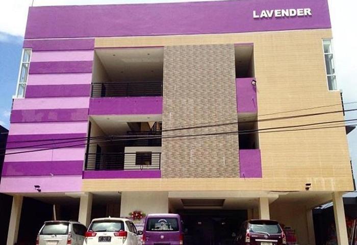 Lavender Guest House Samarinda - Eksterior