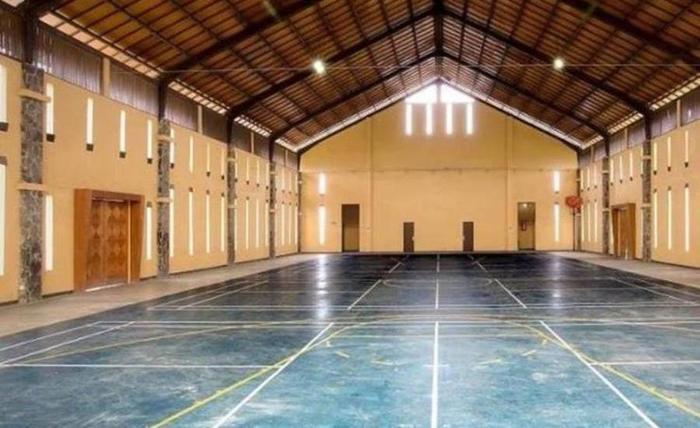 Villa K2 - 6 Istana Bunga - Lembang Bandung Bandung - Aula serbaguna