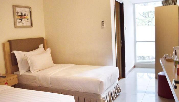 D Primahotel Medan - Superior Twin