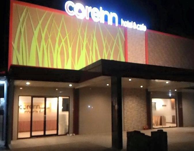 Coreinn Merauke - Tampilan Luar Hotel