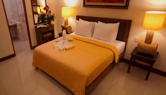 Mina Tanjung Beach Hotel Lombok - Kamar