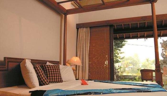 Puri Bagus Manggis Hotel Bali - Bedroom Interior