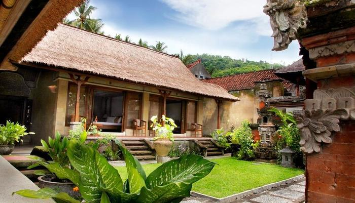 Puri Bagus Manggis Hotel Bali - Garden View