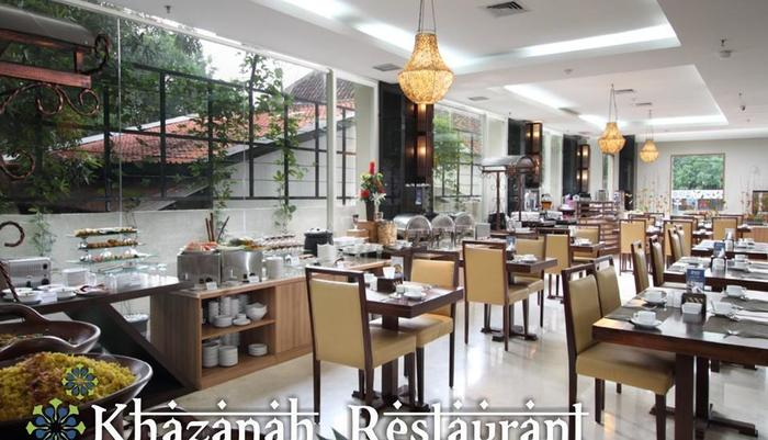 Namira Syariah Hotel Pekalongan - Restoran khazanah