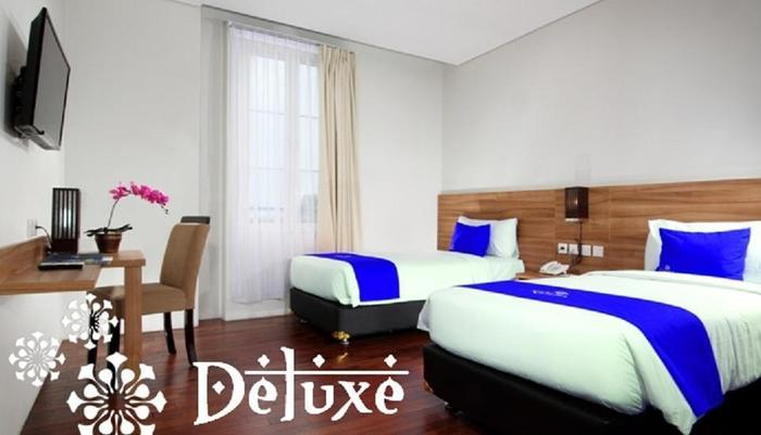 Hotel Namira Syariah Pekalongan - Kamar Deluxe