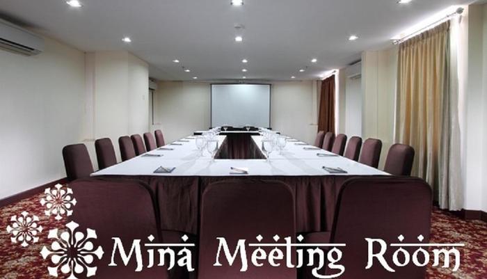 Hotel Namira Syariah Pekalongan - Ruang Meeting