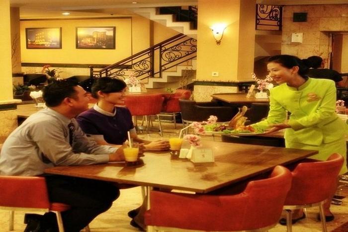 Hotel Anugerah Palembang - Ruang Makan