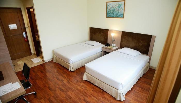 Hotel Anugerah Palembang - Kamar Deluxe Twin