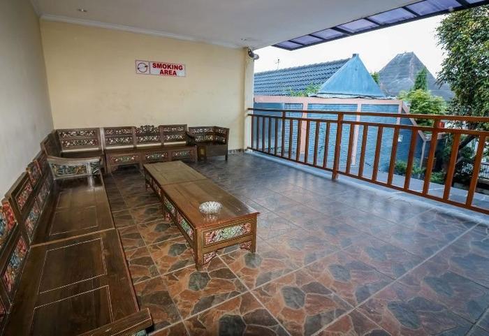 NIDA Rooms Yogyakarta Kenari Mandala - Pemandangan Area