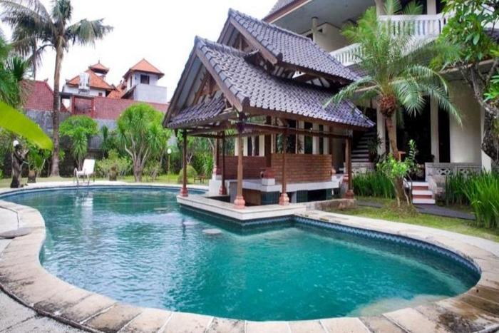 Dayu Beach Hotel Bali - Kolam Renang
