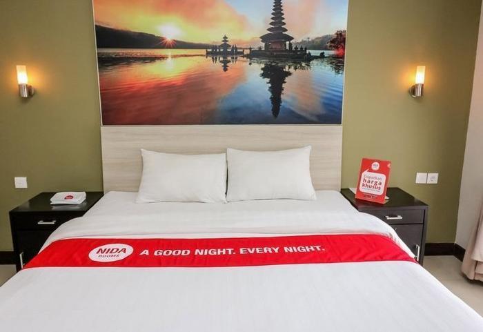NIDA Rooms Kubu Anyar 43 Legian - Kamar tamu
