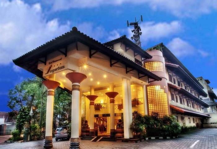 Hotel Imperium Bandung - Hotel Building