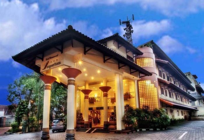 Hotel Imperium Bandung - Hotel Building
