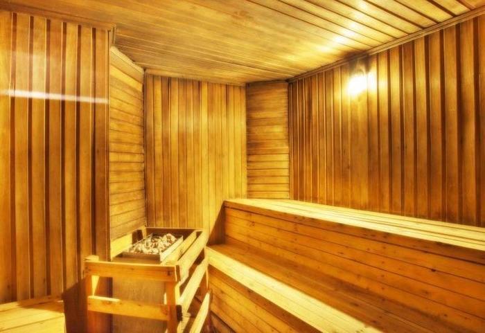 Hotel Imperium Bandung - Sauna